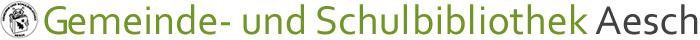 Gemeinde- und Schulbibliothek Aesch